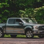 Gray 2014-2017 Ford F-150