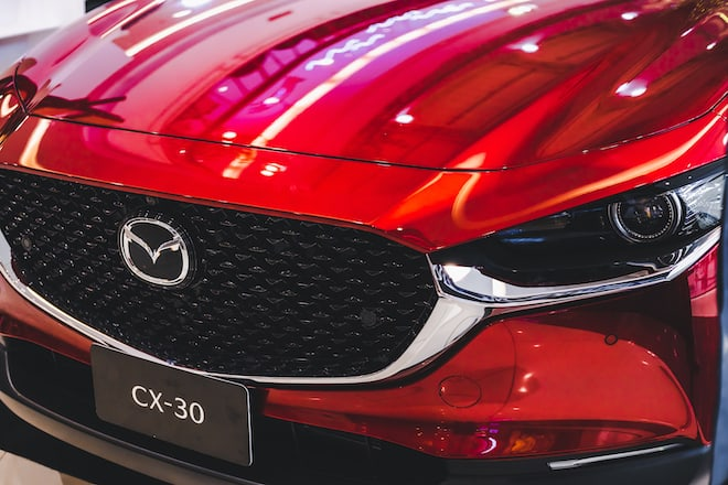 Mazda recalls 12,000 cars due to risk of crash and fire