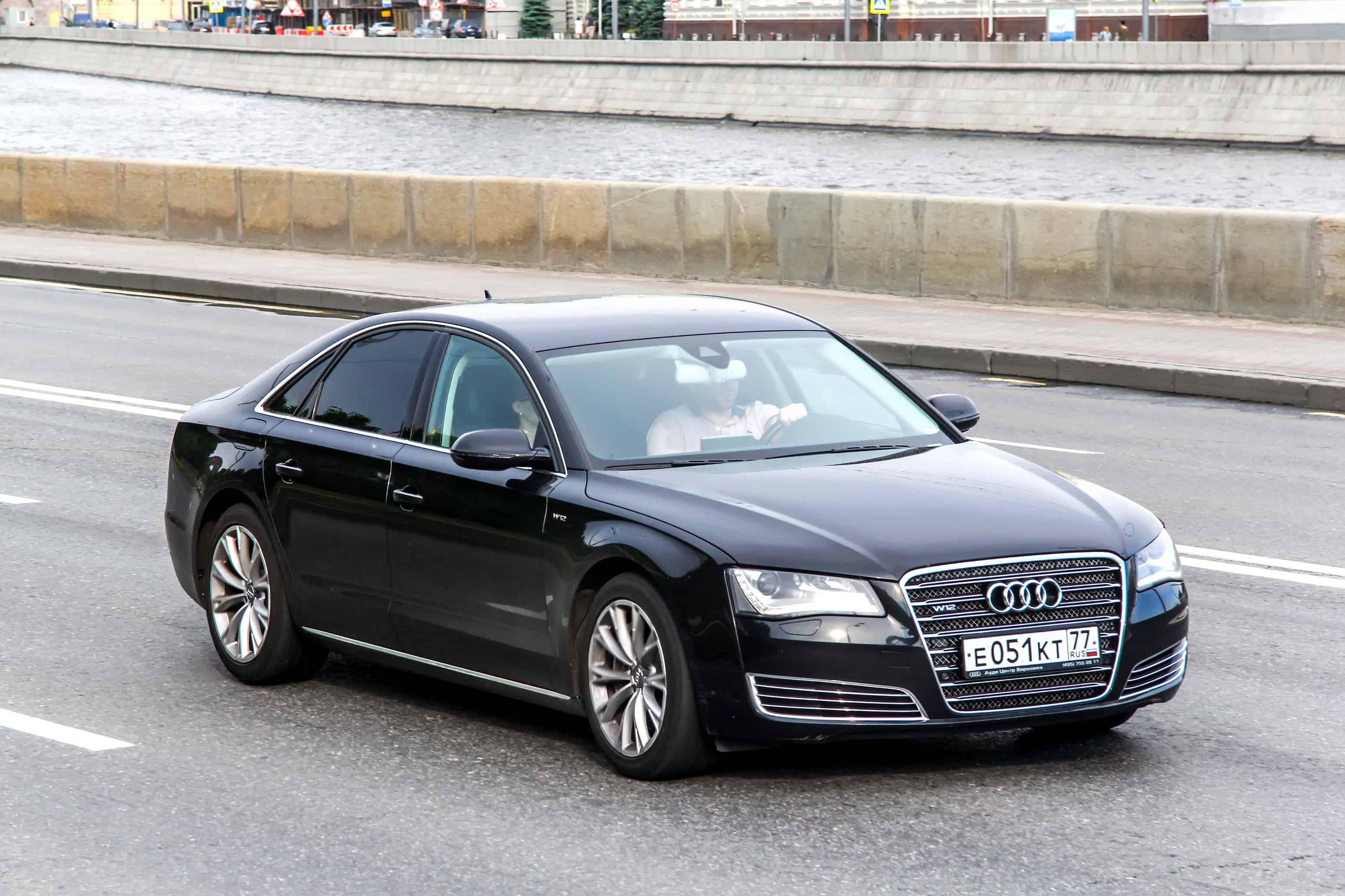Volkswagen recalls nearly 13,000 Audi luxury sedans for engine fire risk